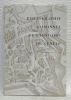 Bibliographie raisonnée de l'histoire de Genève des origines à 1798. Mémoires et documents, publiés par la Société d'Histoire et d'Archéologie de ...