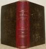 Le Tour du Monde. Nouveau journal des voyages. 1861. 2 semestres reliés en 1 fort volume.. CHARTON, Edouard (Sous la direction)