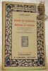 Discours sur Shakespeare et sur Monsieur de Voltaire. Per la prima volta ristampato nel testo originale (1777) a cura di Francesco Biondolillo. . ...
