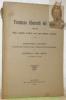 Tommaso Gherardi del Testa. 1814 - 1881. Vita, studio critico sul suo teatro comico. Dissertazione di dottorato.. ZENDRALLI, Arn. Marc.
