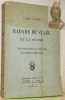 Madame de Stael et la Suisse. Etudes biographique et littéraire, avec de nombreux documents inédits.. KOHLER, Pierre.
