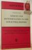 Gesetz und Determination in der Sowjetphilosophie. Sovietica.. RAPP, Friedrich.