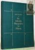 Die historische Topographie der Schweiz in der Künstlerischen Darstellung. Mit 51 Abbildungen.. HILBER, Paul.