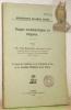 Usages ecclésiastiques et religieux.4e cahier de l'histoire de la civilisation et des us et coutumes (Folklore) de la Suisse.Bibliographie Nationale ...