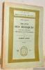 Traité des reliques. Suivi de l'excuse à Messieurs les Nicodémites. Introduction et notes de Albert Autin. Avec un portrait gravé sur bois par Ouvré. ...