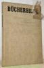 BÜCHERGILDE. Monatsschrift der Büchergilde Gutenberg 1944..