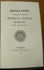 AD MAJOREM DEI GLORIAM. Catalogus Sociorum et Officiorum Provinciae Franciae Societatis Jesu, ineunte Anno MDCCCXLI..