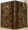 Traité de trigonométrie. Troisième édition revue et augmentée.. SERRET, J.-A.