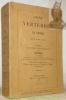 Faune des vertébrés de la Suisse.Volume II: Histoire naturelle des oiseaux. IIme partie: Gyrateurs, sarcleurs, échassiers, Hérodions, Lamellirostres, ...