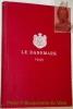 LE DANEMARK 1935.Publié par le Ministère Royal des Affaires Etrangères et le Département des Statistiques du Danemark..