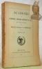 Académie des sciences, belles-lettres & arts de Besançon. Procès-verbaux & mémoires.Année 1904..