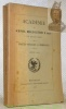 Académie des sciences, belles-lettres & arts de Besançon. Procès-verbaux & mémoires.Année 1905..