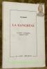 """Documents. La Gangrène. Le dossier """"La Gangrène"""". Appel au CICR.."""