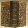 LE COMTE DE CHAMBRUN. Ses études politiques et littéraires. Deuxième édition..