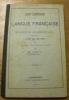 Leçons élémentaires de langue française. Exercices grammaticaux adaptés au livre de lecture du degrés intermédiaire.. GOBAT, H.
