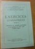 Exercices gymnastiques destinés à combattre les attitudes scoliotiques et la tendance au dos rond. Cyphose légère..