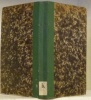 Bibliotheca Germanica. Verzeichniss der vom Jahre 1830 bis Ende 1875 in Deutschland erschienen Schriften über altdeutsche Sprache und Literatur nebst ...