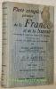 Flore complète portative de la France et de la Suisse. Comprenant aussi toutes les espèces de Belgique, d'Alsace et de Lorraine. Pour trouver ...