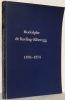 REDING-BIBEREGG, Rodolphe (1895-1974)..
