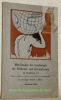 Mitteilungen der Gesellschaft für Erdkunde und Kolonialwesen zu Strassburg i. E. für das Jahr 1915/16 u. 1916/17. Sechstes Heft. Mit 6 Abbildungen und ...