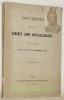 Documents relatifs au congrès libre antiesclavagiste tenu à Paris les 21, 22 et 23 septembre 1890..
