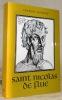 Saint Nicolas de Flue. Vie, textes, discussions. Quatrième édition.. JOURNET, Charles.