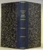 Lectures Agricoles. Dédiées à la jeunesse Suisse.Nouvelle édition revue, corrigée et augmentée d'après la quatrième originale par M. A. Mauron Dr. ...