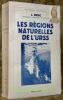 Les régions naturelles de l'URSS.Collection Bibliothèque géographique.. BERG, L.