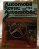 Automobil revue. Revue automobile. 1968..