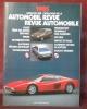 Automobil revue. Revue automobile. 1985..