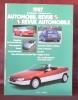 Automobil revue. Revue automobile. 1987..