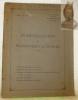Evangélisation des prisonniers de guerre 1914-15-16.. MERIO, Chanoine.