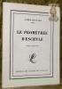 Le Prométhée d'Eschyle. Libre traduction.. BONNARD, André.