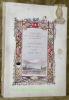 La Fédération des Sociétés d'Agriculture de la Suisse romande 1881-1906. Notice publiée à l'occasion du XXVe anniversaire.. BOREL, C.