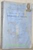Eloge. Autobiographie. Bibliographie. Voyages. Dissertations historiques.Nouvelles oeuvres inédites tome 1.. GRANDIDIER, Abbé.