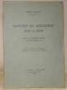 """Protection des Agriculteurs dans la gêne.Notes sur l'Arrêté Fédéral du 28 septembre 1934.""""Extrait du Journal des Tribunaux augmenté d'un tableau de la ..."""