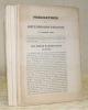 Publications de la Société fribourgeoise d'Agriculture.Publications mensuels. Année 1863, manque Juillet..