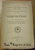 107me Session de la Société helvétique des Sciences naturelles Fribourg 1926. La Société fribourgeoise des Sciences naturelles à ses hôtes. ...