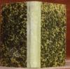Traité des graminées céréales et fourragères que l'on rencontre en Belgique, avec des observations sur quelques variétés nouvelles.. MOOR, V.P.G. de.