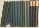 FEUILLE OFFICIELLE MILITAIRE publié par le Département militaire suisse.De 1908 (1ère année) à 1921 (14ème année). Lot de 14 ouvrages..