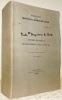 Revisâo da familia Trichostrongylidae Leiper, 1912. Com 297 estampas.Monographias do Instituto Oswaldo Cruz N° 1.. TRAVASSOS, Lauro.