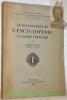 Le rayonnement de l'Encyclopédie en Suisse française.. GUYOT, Charly.