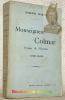 Monseigneur Colmar, Evêque de Mayence 1760 - 1818.. WIRTH, Joseph.