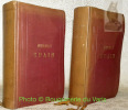 The Handbook for Travellers in Spain. Eighth Edition, revised and corrected. In two volumes.. FORD, Richard.  MURRAY, John.