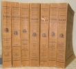 Histoire de la Nation Egyptienne. 7 Volumes complets.. HANOTAUX, Gabriel.