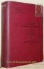 Complément aux codes civil et de procédure civile comprenant les Lois spéciales en matière de droit civil et de procédure en vigueur dans le ...