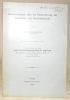 Untersuchungen über die Bastardierung der Echiniden- und Crinoidenfamilie. Mit 2 Tafeln und 7 Fig. im Text.S.A. aus dem Archiv für ...