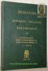 Estudos, ensaios e documentos XII. Contribuiçoes para o conhecimento da flora de Moçambique. II.. MENDONCA, Ed. F. A.