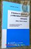 El Pentateuco de Constantinopla y la Biblia Medieval Romanceada Judeoespanola. Criterios y fuentes de traduccion. Tesis.. AMIGO, Lorenzo.