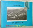 Cardona en postals.. BARBERA, Jaume. - MARTINEZ, Domènec.